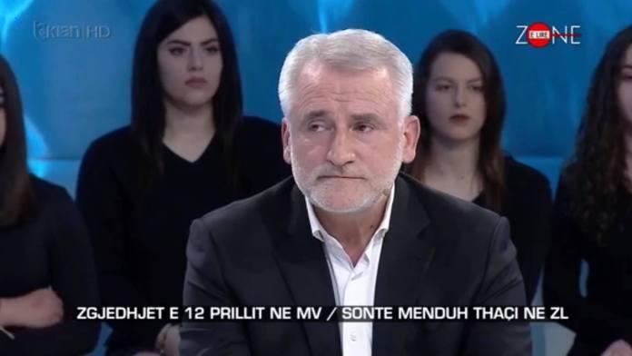 """Menduh Thaçi: """"Nuk do bëhem zv. Kryeministër i Maqedonisë nëse BDl pjesë e qeverisjes"""""""