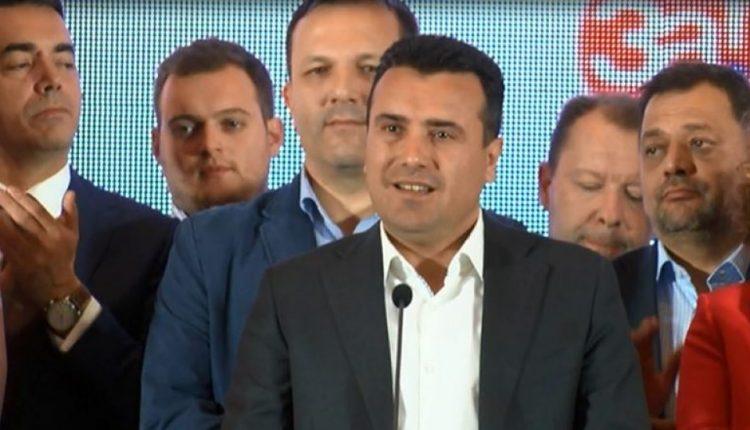 LSDM e shpërqendruar, tjetër flet kryeministri,tjetër Sekretari Gjeneral dhe tjetër gjë lideri Zaev