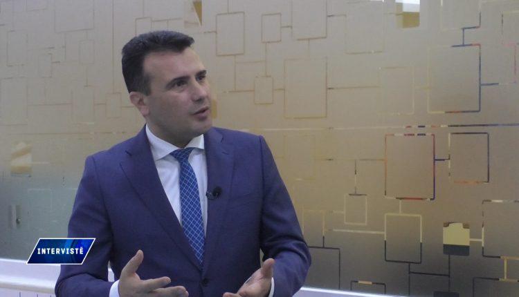 Zaev: Në të gjitha njësitë zgjedhore ku jetojnë shqiptarët, LSDM do të ketë kandidat shqiptar