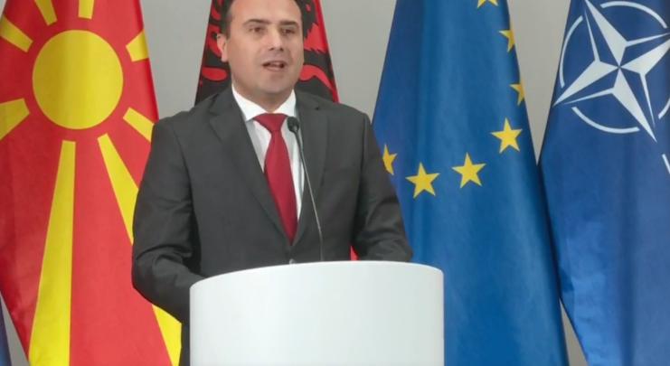Zaev me mesazh për partitë tjera shqiptare