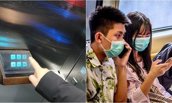 Butona pa prekje, kompania kineze sjell shpikjen që 'parandalon' koronavirusin (FOTO)