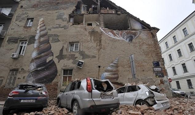 Edhe një tërmet në Zagreb: Qytetarët ikin drejt bregdetit, por atje vendosen në karantinë