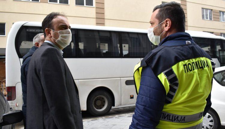 Çulev: Policët të mbajnë llogari për shëndetin e tyre, por edhe të jenë në dispozicion të qytetarëve