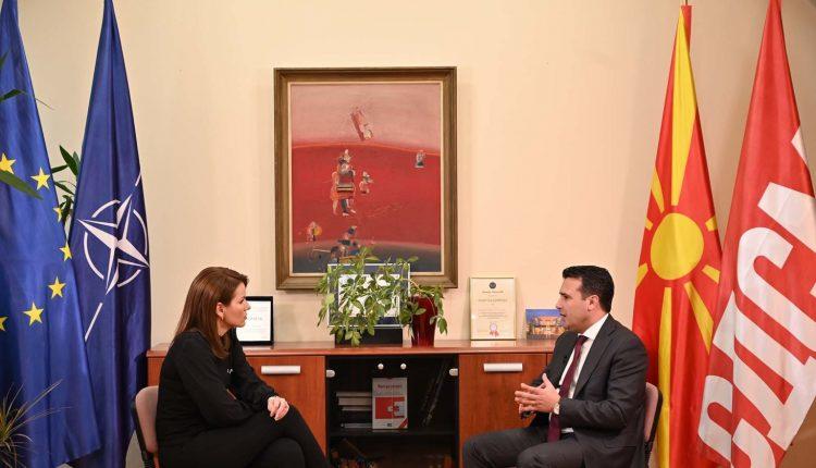 Zaev: Që të jemi më efikas në afat të shkurtër, duhet të jemi solidar dhe barrën ta bartim bashkërisht