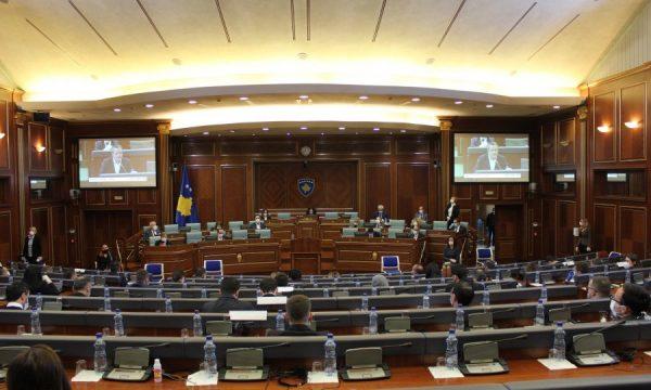 Bie Qeveria Kurti, me 82 pro dhe 32 kundër mocionit