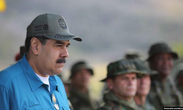 SHBA-ja akuzon Maduron për narko-terrorizëm