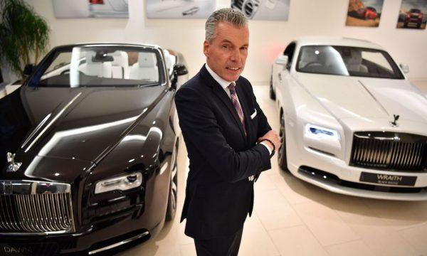 Shefi i Rolls-Royce: Pa BMW-në do të vdisnim, nuk do egzistonim