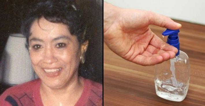 Ta falenderojmë të gjithë, kjo është gruaja që shpiku dizinfektantin e duarve