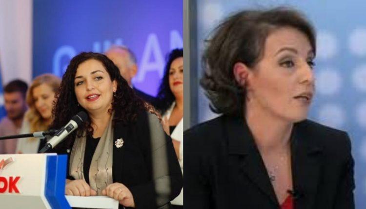 Donika Gërvalla dhe Vjosa Osmani largohen nga mbledhja e LDK-së me forcë (VIDEO)