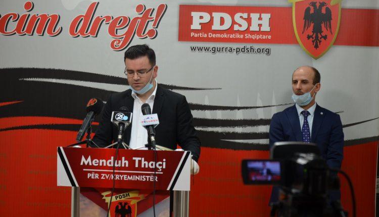 PDSH-ja kërkon faljen e borxheve që qytetarët kanë ndaj shtetit!
