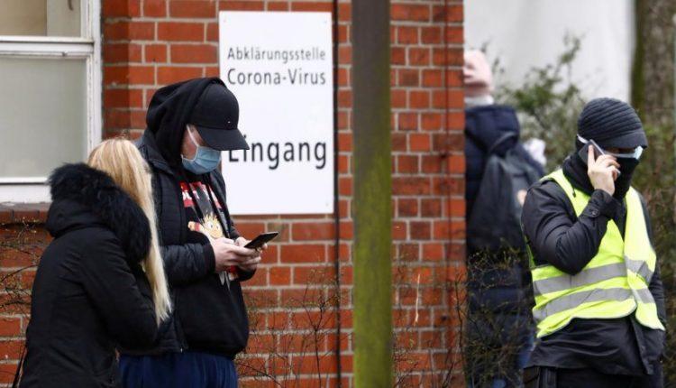 Gjermania zgjat pezullimin e kontakteve deri më 19 prill