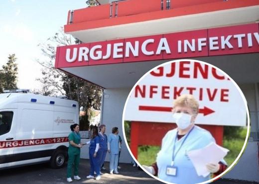 E FUNDIT/ Rritet ndjeshëm numri i të prekurve nga koronavirusi në Shqipëri