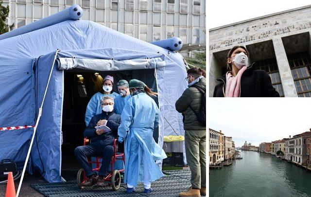 Bie ndjeshëm numri i të prekurve në Itali, rritet ai i të shëruarave