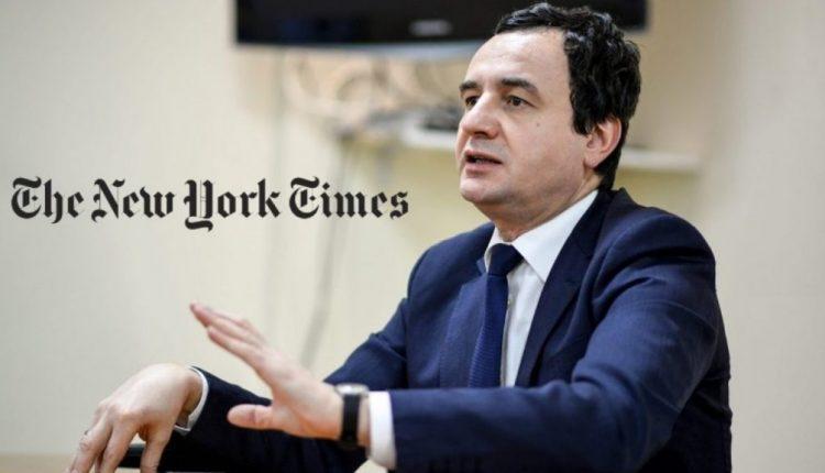 """The New York Times""/ Prapaskenat që rrëzuan Albin Kurtin"