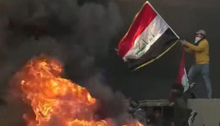 Sulmohet me raketa Zona e Gjelbër në Irak