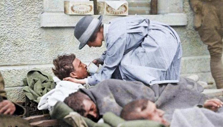 Si u luftua gripi spanjoll 100 vite më parë? (foto)