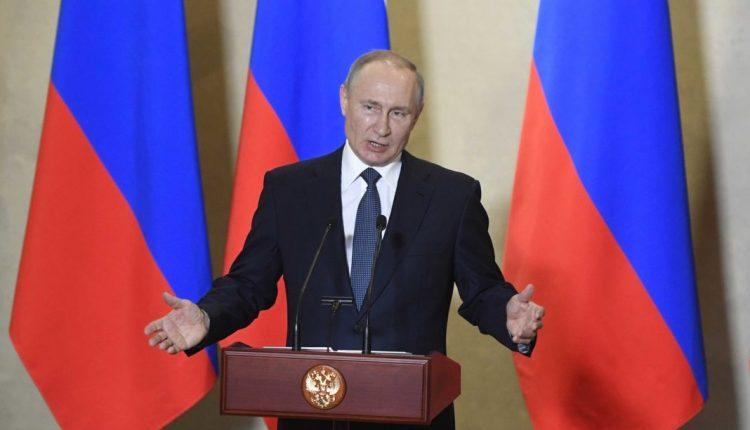 Më 1 korrik votohen ndryshimet kushtetuese që do i mundësojnë pushtetin Putinin deri në vitin 2036