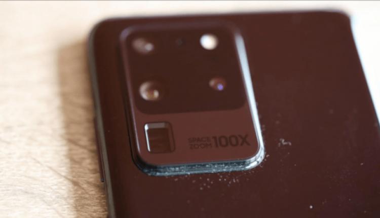 Kamera e Samsung Galaxy S20 Ultra duket se thyhet lehtë