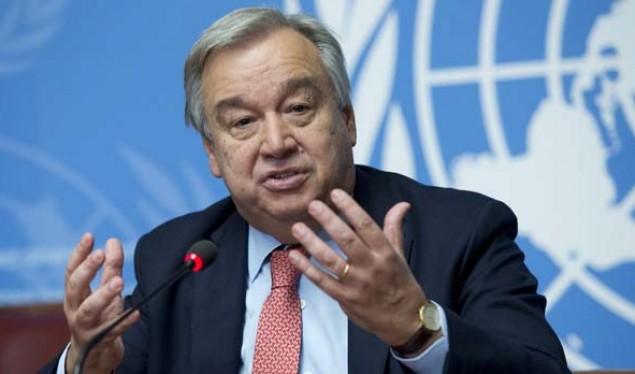 """Guterres kritikon """"rritjen e tmerrshme"""" të dhunës në familje"""
