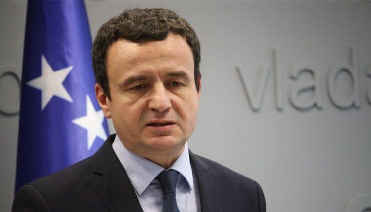 """Kurti i drejtohet Thaçit """"dhelpër"""": Ka politikanë që duan gjakderdhje për të ndarë Kosovën"""