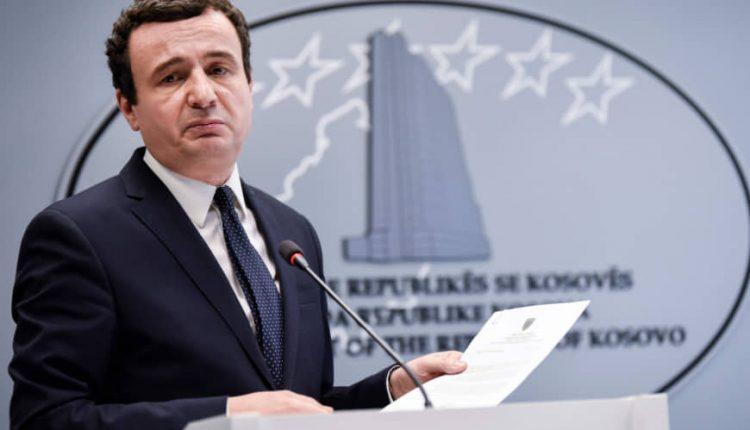 Kurti: Dikush dëshiron konflikt në Veri për ta realizuar ndarjen e vendit