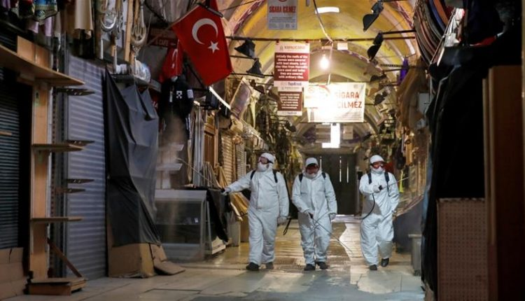 73 të vdekur nga koronavirusi për 24 orë në Turqi