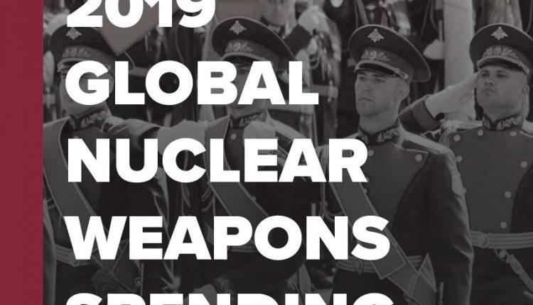 Shtetet shpenzuan 73 miliardë dollarë për armë bërthamore në vitin 2019