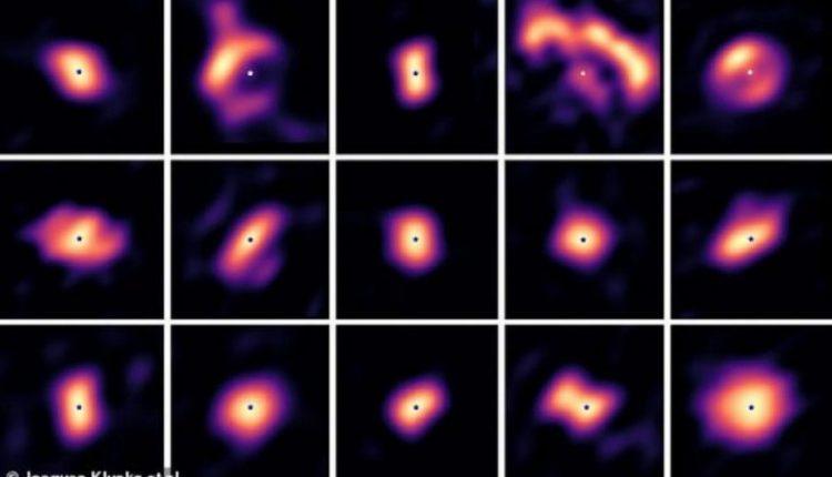 Skuadra e astronomëve kap foto të planeteve në formim, mund të jenë planete të ngjashme me Tokën