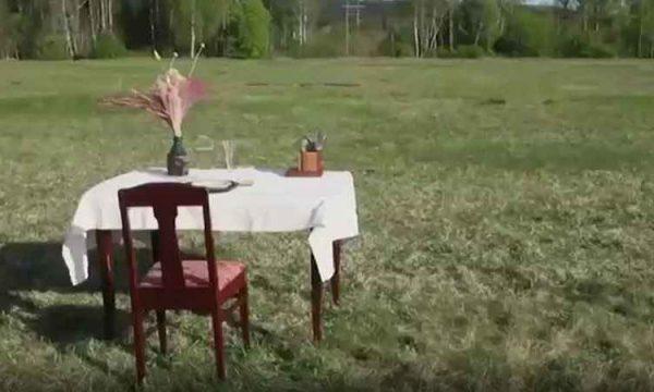 E pazakontë | Restoranti me një tavolinë në Suedi (VIDEO)