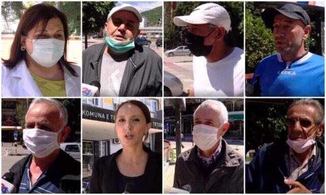 Tetovarët nuk besojnë që ka COVID-19, kërkojnë që me fotografi, emër dhe mbiemër t`I shohin të vdekurit nga koronavirusi (VIDEO)