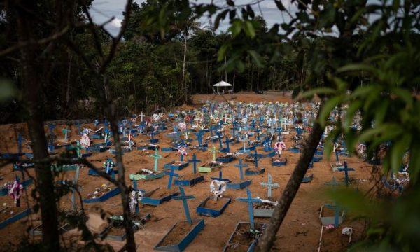 Brazili, vendi i tretë më i prekur në botë nga koronavirusi