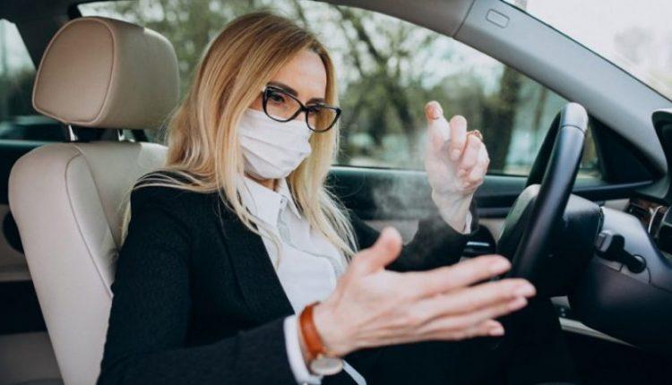 Përse nuk duhet të përdorni dezinfektues brenda në makinë?