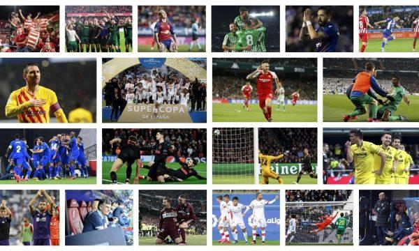La Liga po kthehet: Ndeshjet e para që mund t'i shikoni