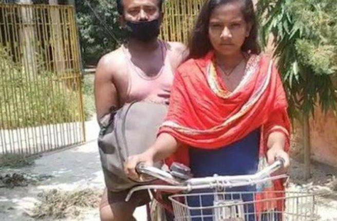 Histori frymëzuese: 15 vjeçarja pedalon 1.200 km për të sjellë babanë e aksidentuar në shtëpi