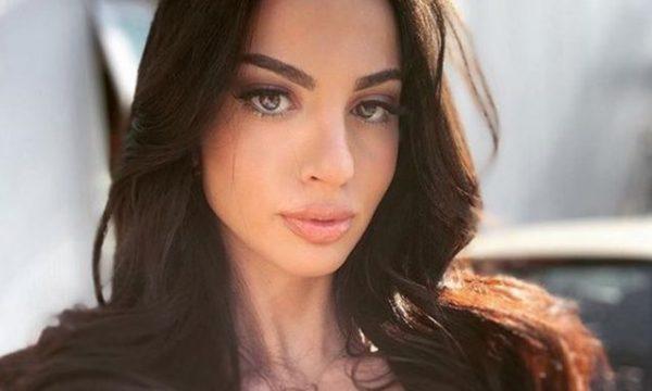 Shoqja e Kim Kardashian, e djeg rrjetin me foto seksi