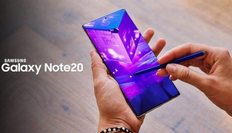 Shfaqen në internet foto të Samsung Galaxy Note 20 Plus