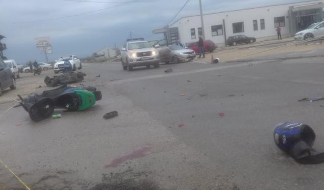 Vdes njëri nga dy të lënduarit në aksidentin e sotëm në Komoran