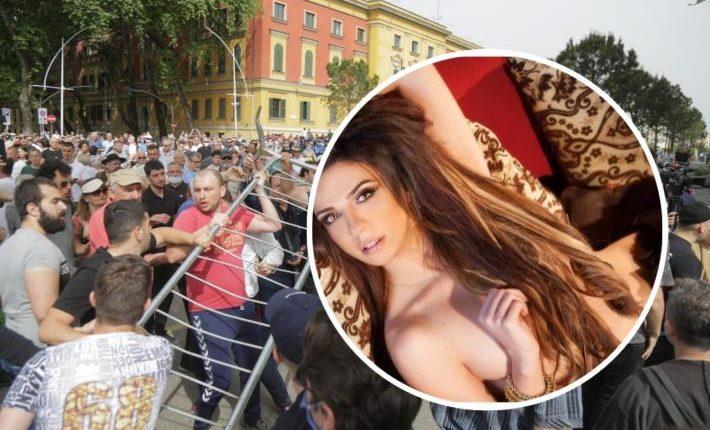 Për të ulur gjakrat te Teatri, modelja shqiptare: Do kisha dal nudo (FOTO LAJM)