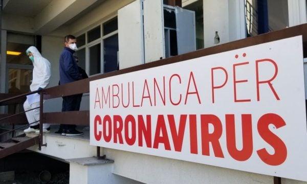 Katër pacientë me koronavirus në Kosovë janë në gjendje të rëndë shëndetësore
