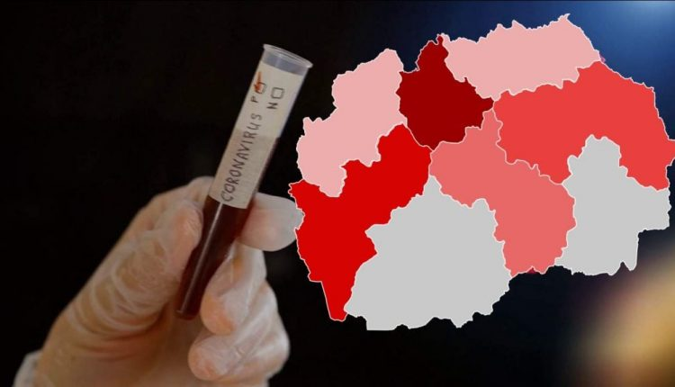 Virusi korona, 17 të shëruar dhe 21 raste të reja në Maqedoninë e Veriut
