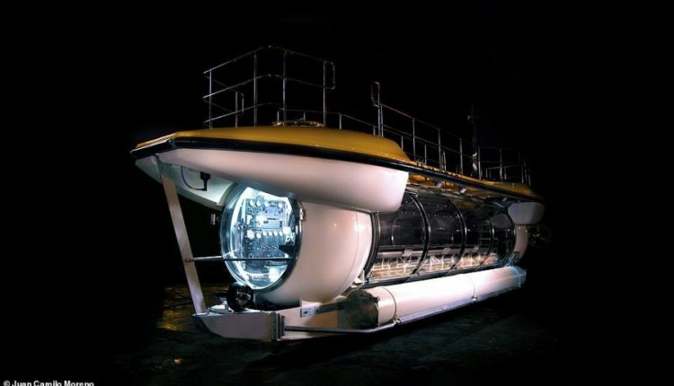 Një eksperiencë e paharrueshme, nëndetësja ofron një udhëtim në 100 metra thellësi në kushte të mrekullueshme