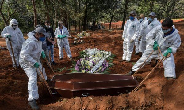 OKB: Amerika e Jugut është epiqendra e re e pandemisë së COVID-19