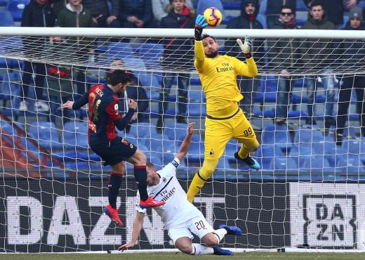 Maldini, shpresa e vetme e Milanit për zgjatjen e kontratës me Donnarummën