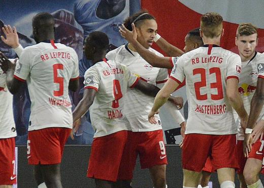 Leipzig nuk ndalet së shënuari, thyen edhe rekordin e Bayern Munchen