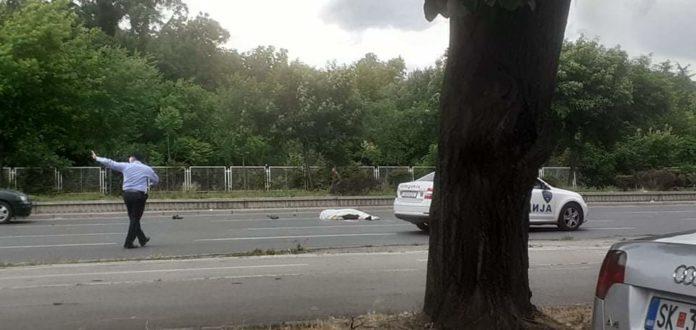 Aksident i rëndë në Shkup  një i vdekur   FOTO