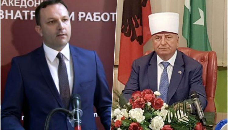 Falja e Bajramit, Spasovski selam Mulla Sulës: Asnjë udhëheqës fetar nuk është më i fortë se shteti! (VIDEO)