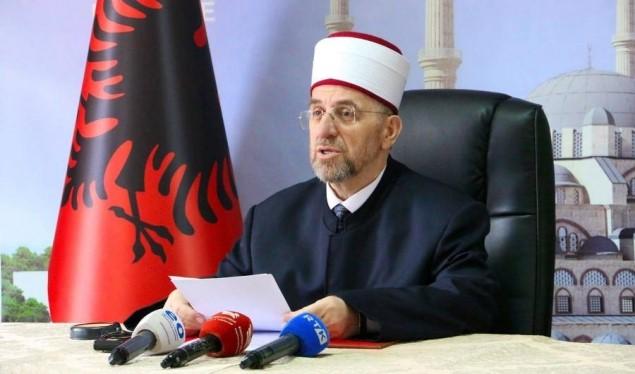 Myftiu Tërnava: Besimtarët ta presin festën e Bajramit në shtëpitë e tyre