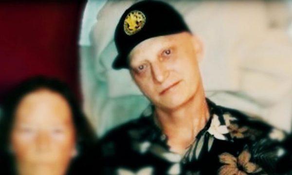 Irani e liron veteranin e marinës amerikane
