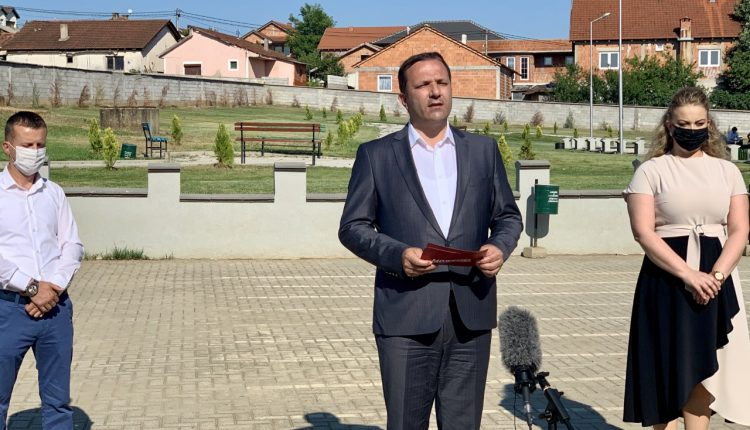 Spasovski: Në Haraçinë treguam se është e mundur bashkëjetesa dhe kujdesi për të gjithë