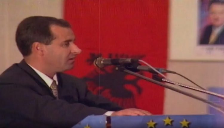 Naser Zyberi në vitin 1998: Bashkimi i votës shqiptare çelës kyç për interesin kombëtar shqiptar (VIDEO)